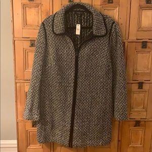 Talbots Woman Swearer Coat